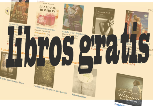 como descargar libros para amazon kindle gratis