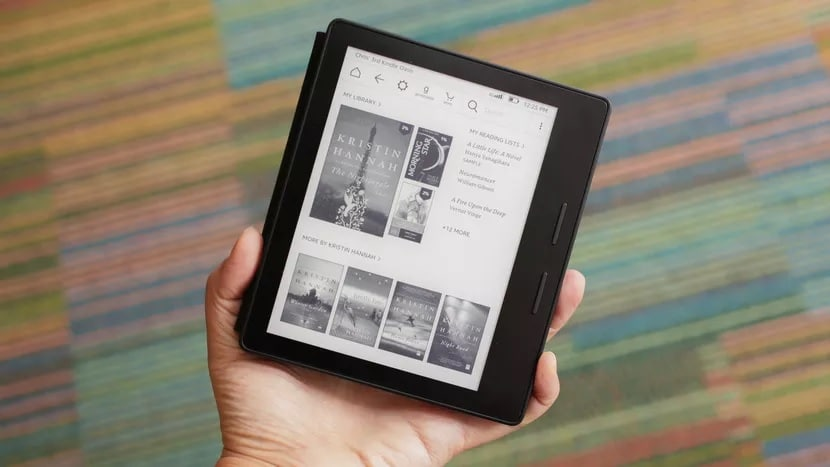 Review Kindle Oasis
