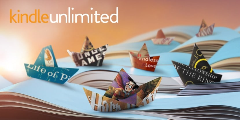 Logo de Kindle Unlimited