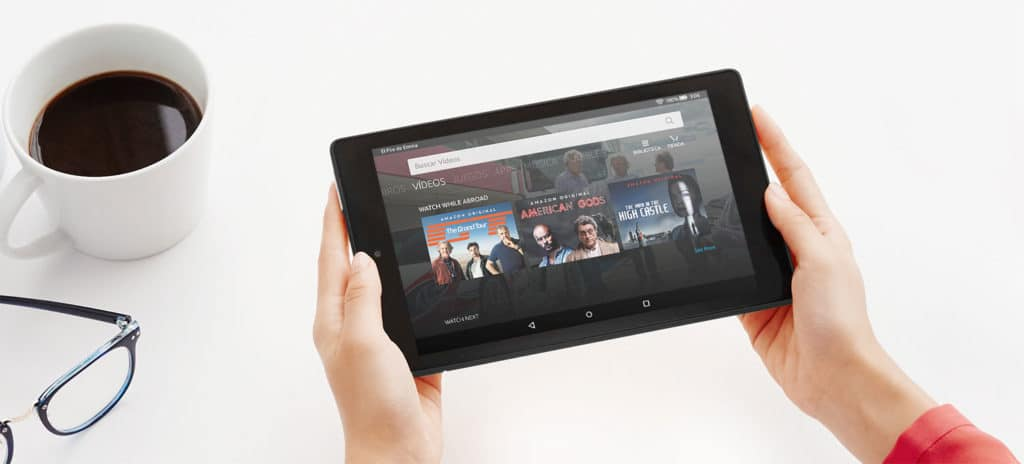Apps para Kindle Fire 7