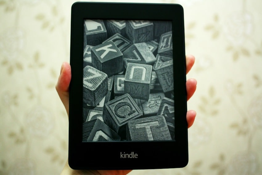 Mi kindle no enciende