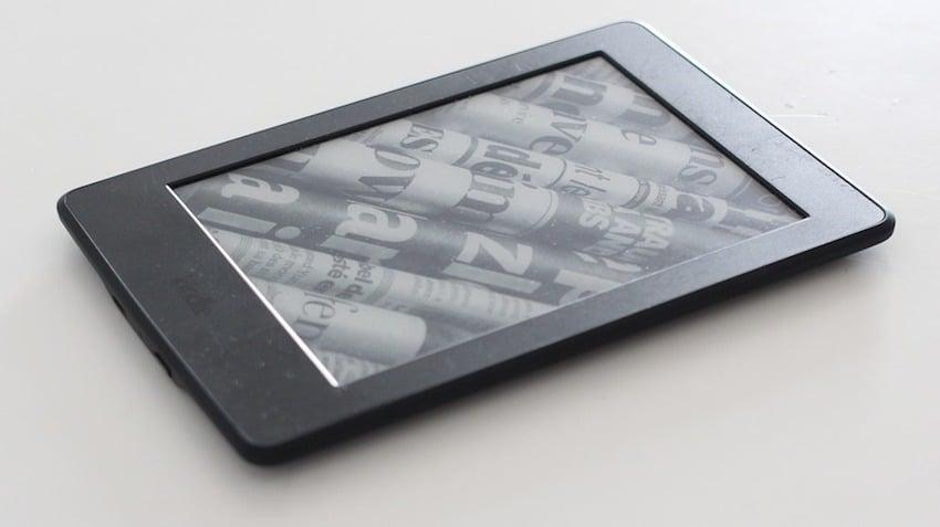 Kindle sin publicidad