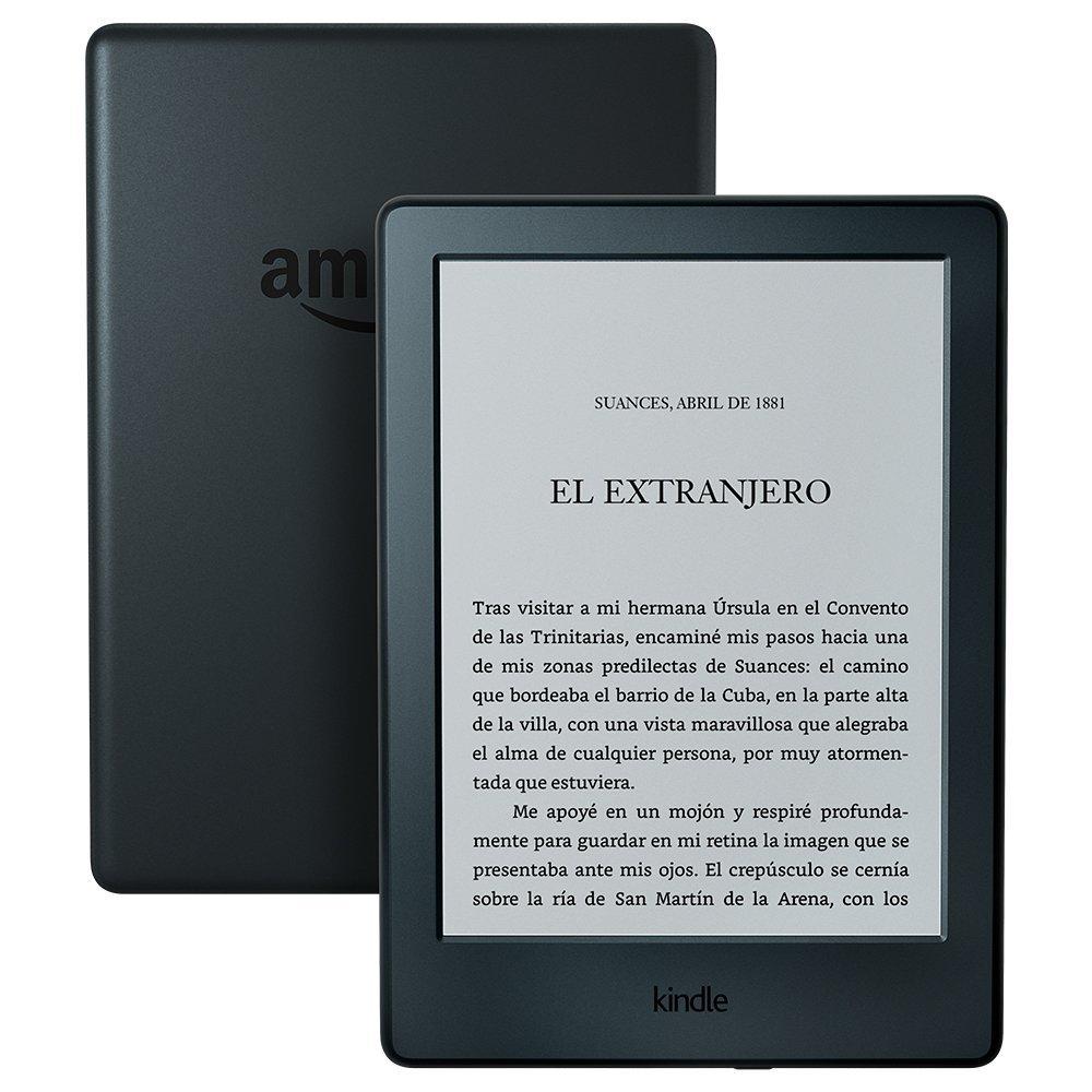 Pantalla del Kindle